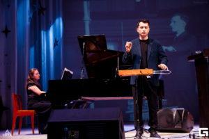 Терменвокс и фортепиано Петр Термен
